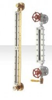 Glass level gauge